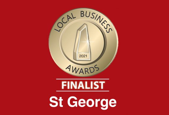 Local Business Awards Finalist St George